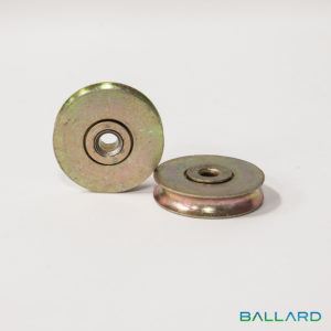 EZ Gate Pulley Roller Wheels