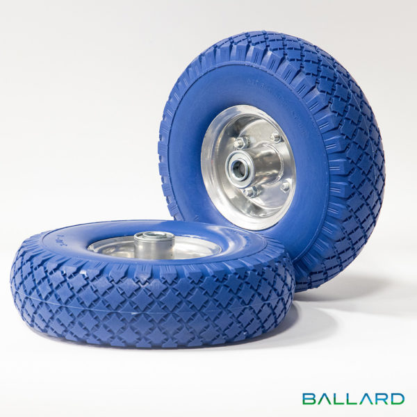 Non Flat Solid Tires for Super Jack - Pair