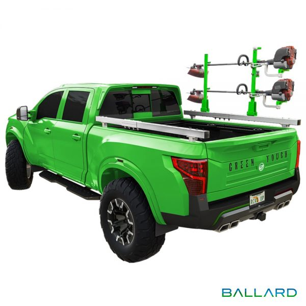Truck Bed Rail System