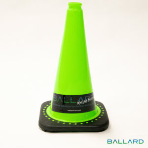 High-Vis Safety Cones