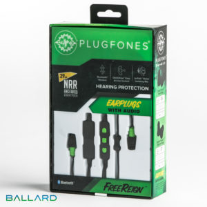Plugfones - Industrial Line Free Reign Bluetooth