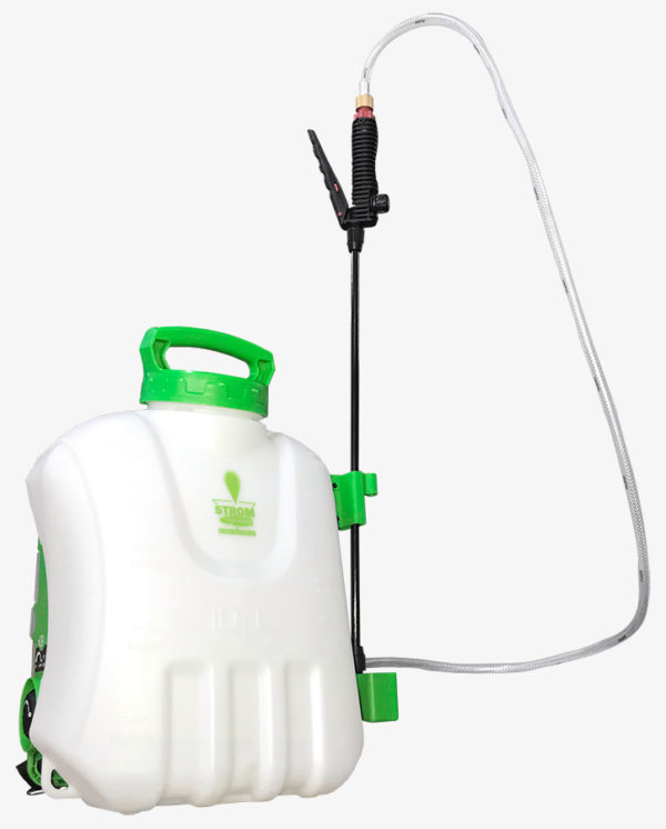 Strom 2.5 Gallon Electric Sprayer with Built-In Pressure Regulator