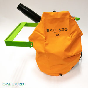 Ballard Blower Cover by DryWraps