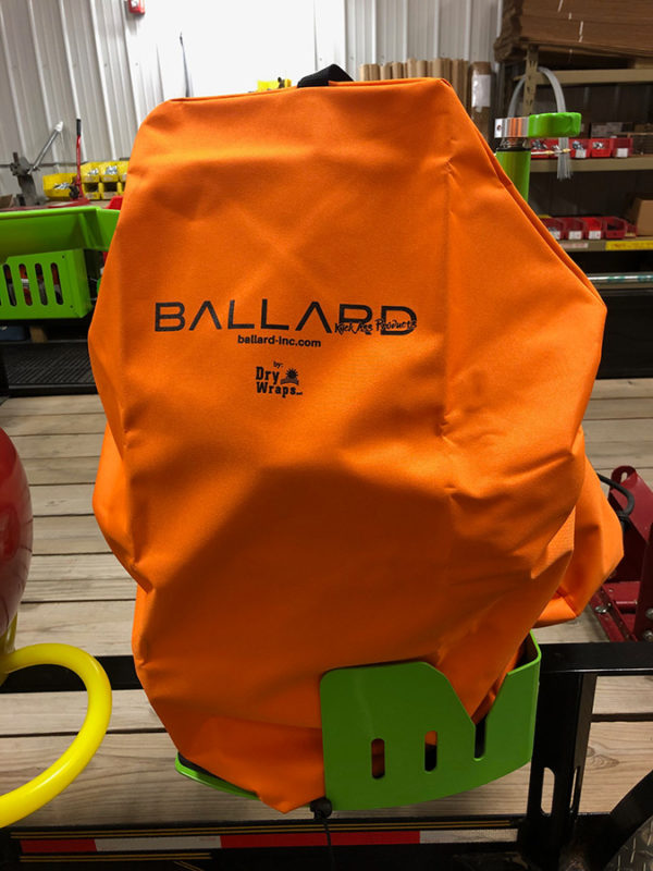 Ballard Blower Cover – by Dry Wrap