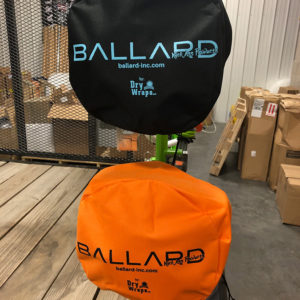 Ballard Trimmer Cover - by Dry Wrap