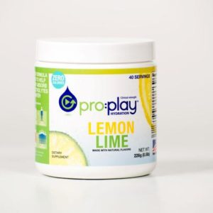ProPlay Tub - Lemon Lime