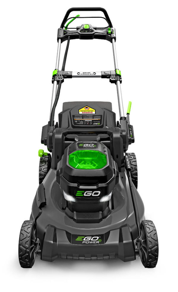 "EGO Power+ 20"" Self-Propelled Lawn Mower With Steel Deck"
