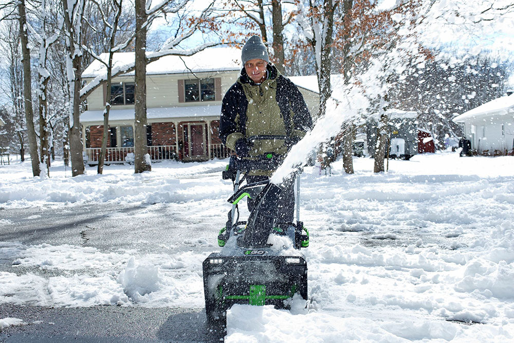 EGO Power+ Snow Blower with Peak Power™ - Ballard Inc