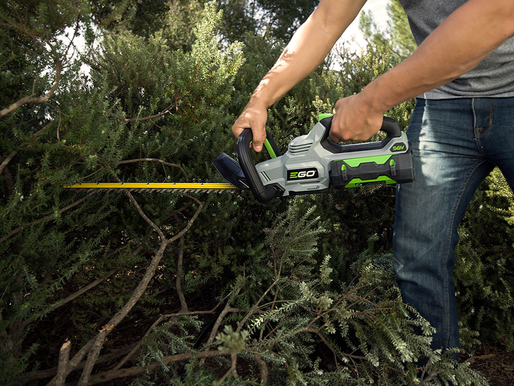EGO Power+ Brushless Hedge Trimmer - Ballard Inc
