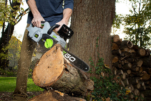 EGO Power+ 16″ Chain Saw