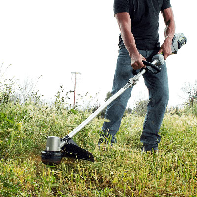 EGO Power+ 15″ String Trimmer with Rapid Reload w/ Split Shaft