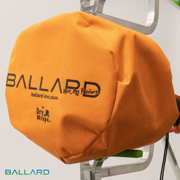 Ballard Trimmer Cover X-Large by DryWraps