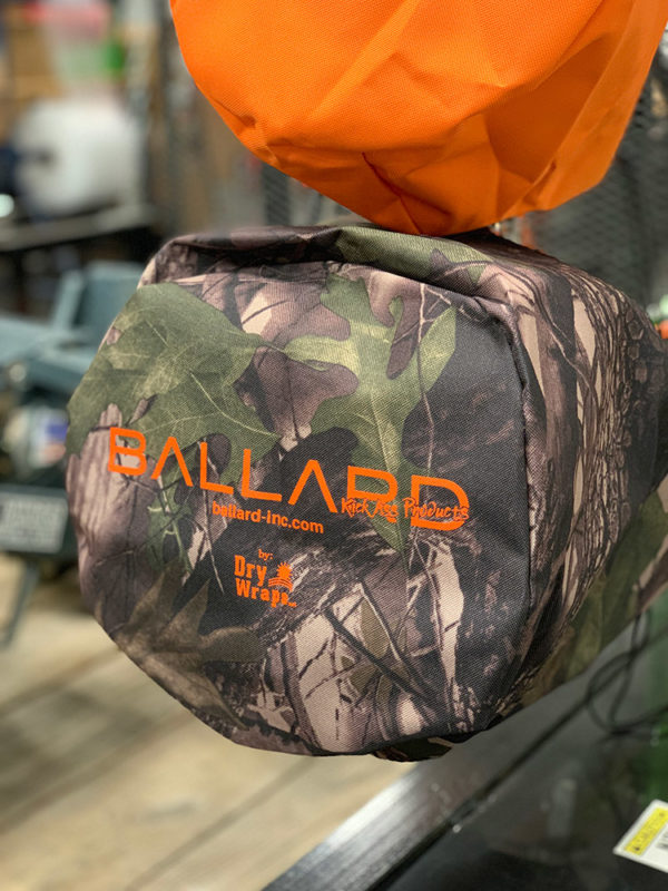 Ballard Trimmer Cover by Dry Wraps