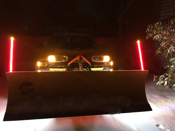Blizzard LED Safety Glo/Guide System