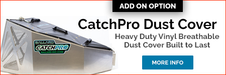 CatchPro Dust Cover