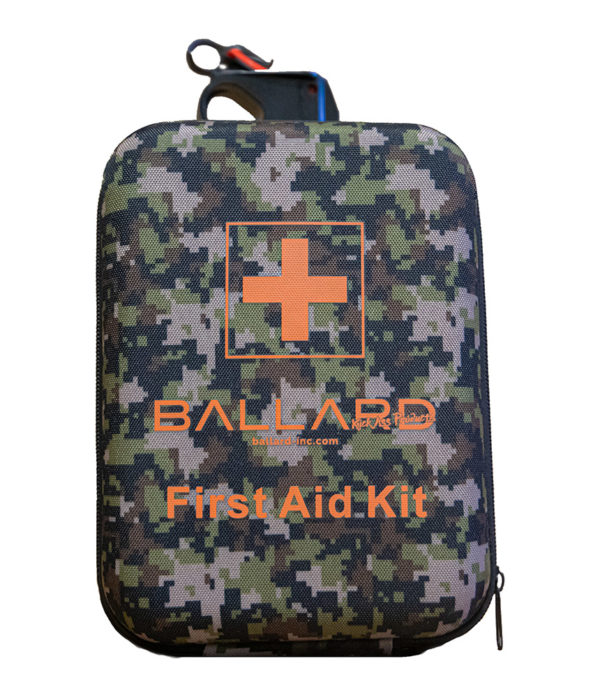 First Aid / Fire Extinguisher Kit