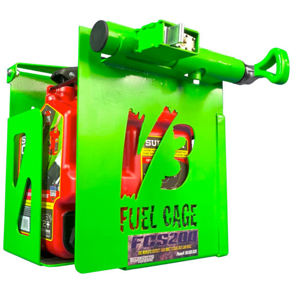 FUEL CAGE 2.5 Gallon Rack