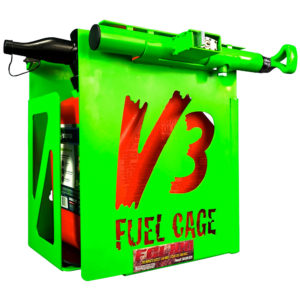FUEL CAGE 5 Gallon Rack