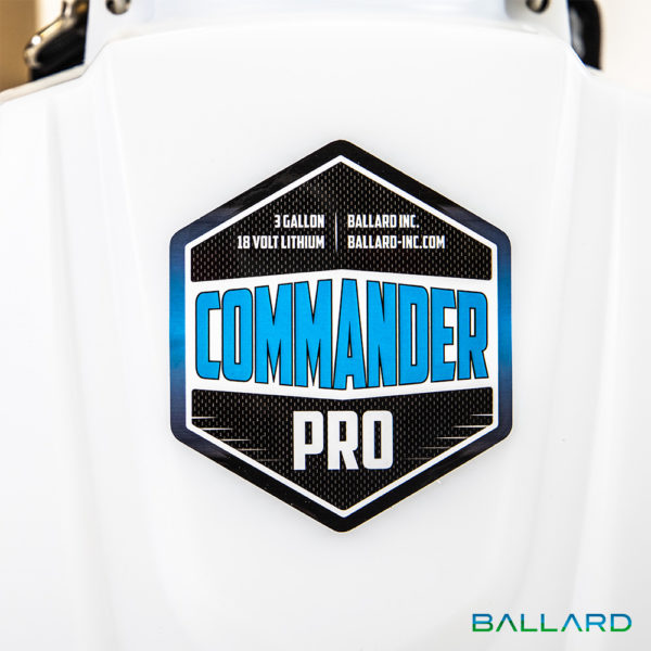 Commander PRO 18v Lithium Sprayer