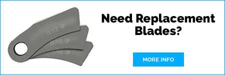 Replacement Blades for Tri-Clone Trimmer Head