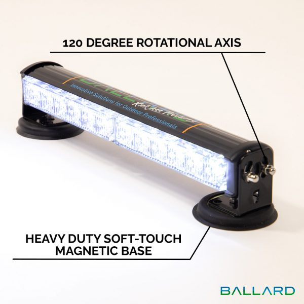 Magnetic LED Light Bar (USB RECHARGEABLE)