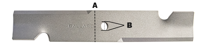 Measure Your Blade for the X-Blade by Ballard Inc