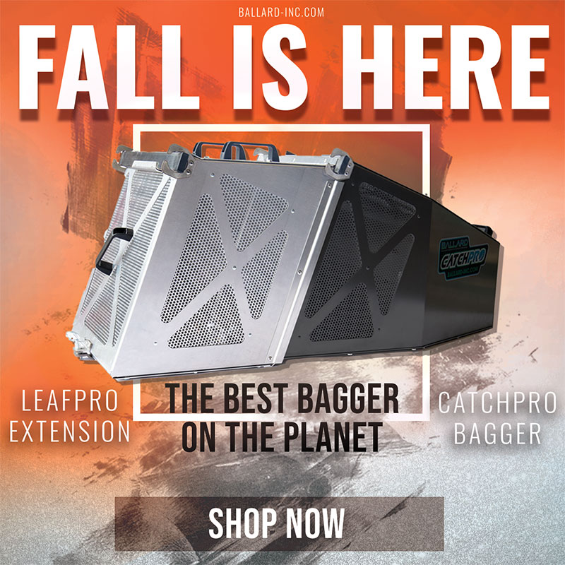 LeafPro Extension for the CatchPro from Ballard Inc